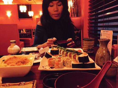 Fuji Yama with Ana (October 16 2015)