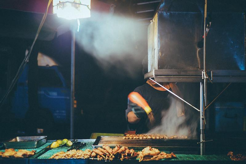 週六夜市夜|Olympus 25mm f1.2 PRO