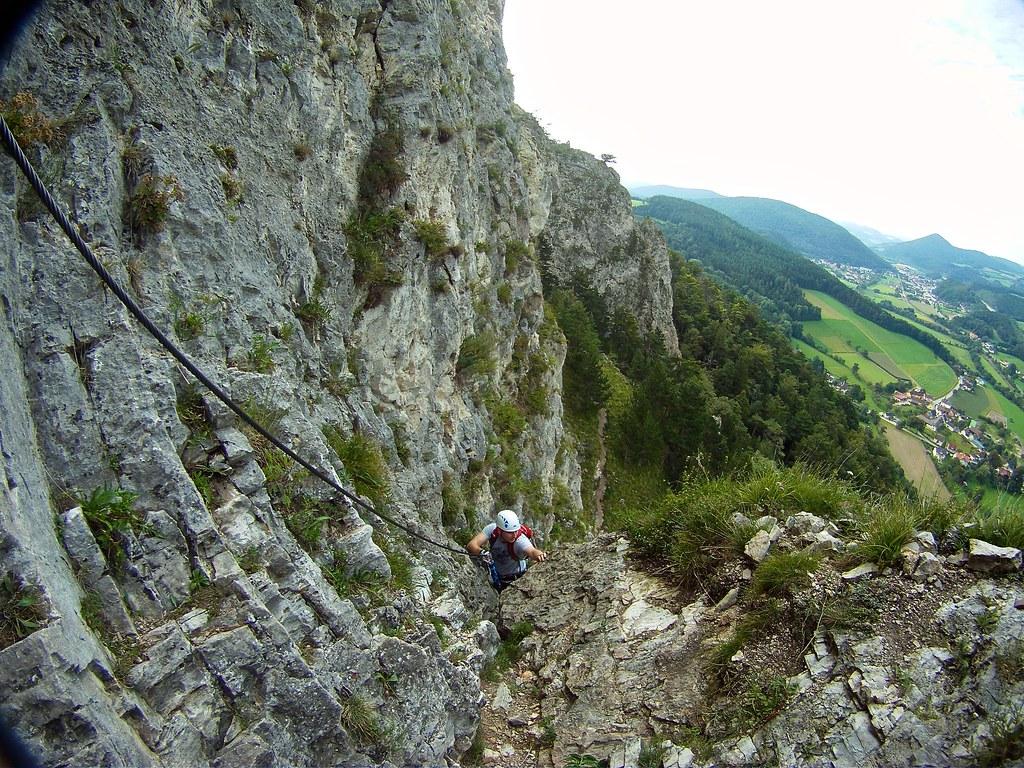 Pittentaler Klettersteig : Pittentaler klettersteig 2014.08.30 read more about thisu2026 flickr