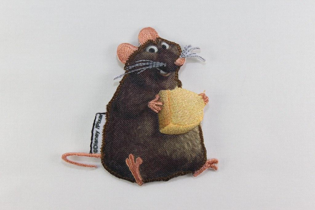 "Aufbügler ""Ratatouille"" (Disney)"