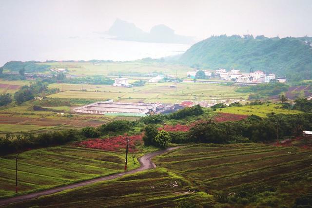 比西里岸傳統領域,在建商眼中是一塊塊海景農地。圖片來源:台灣環境資訊協會。