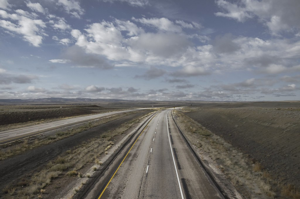 I-70, CO/UT | by Simon Kossoff