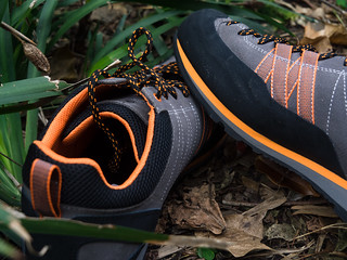 Scarpa Crux Approach Shoes | by aushiker