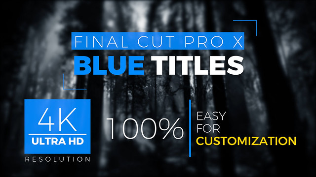 Fcpx adding titles