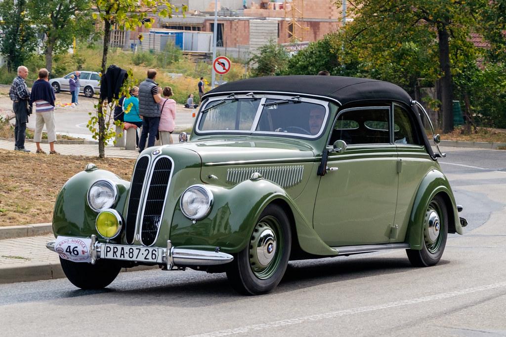 Brno Sobice 2016 1939 Bmw 335 Convertible Thomas T Flickr