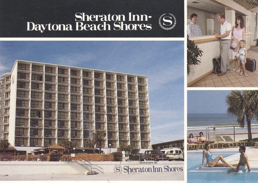 Sheraton Inn-Daytona Beach Shores - Daytona Beach Shores, Florida