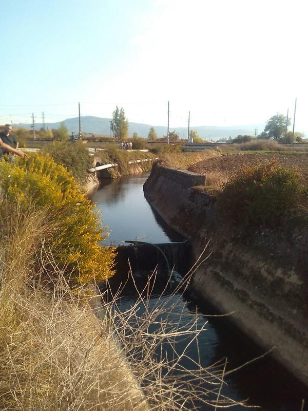 Suciedad rios