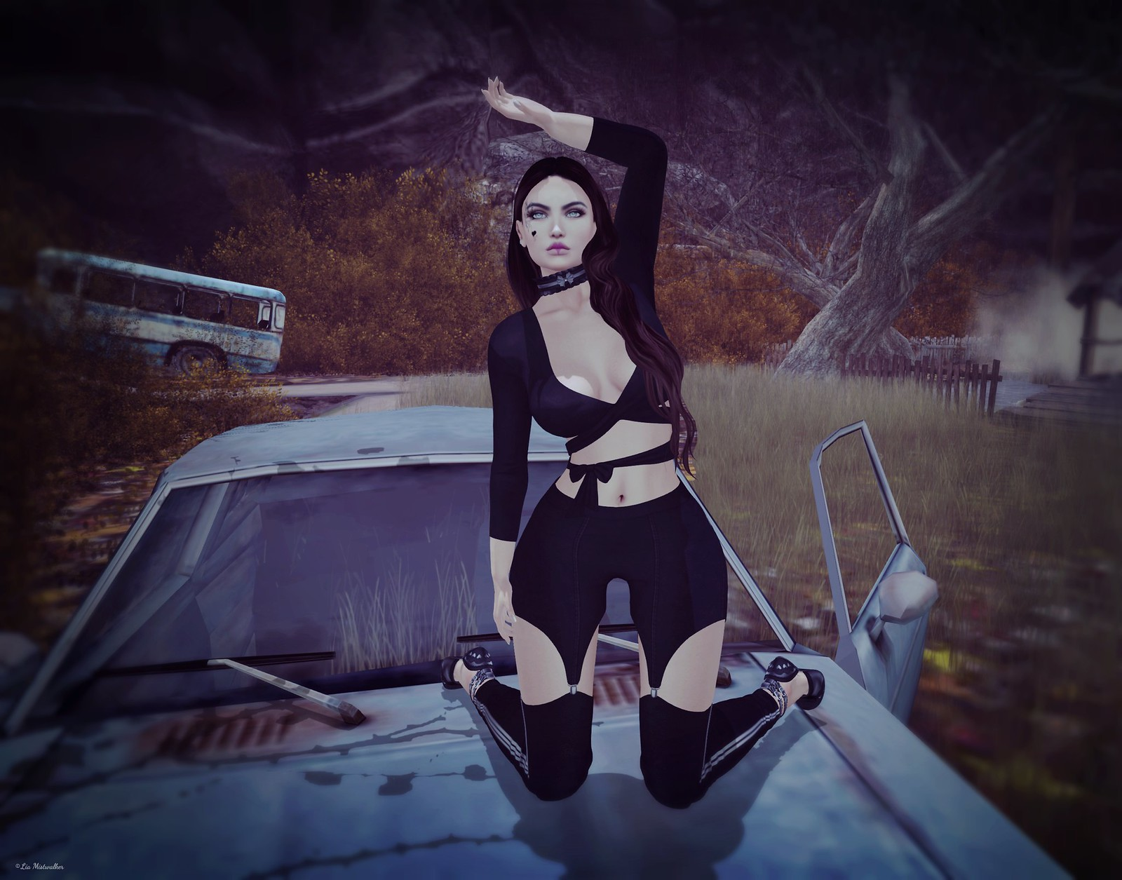 Fashion Therapy LOTD # 405
