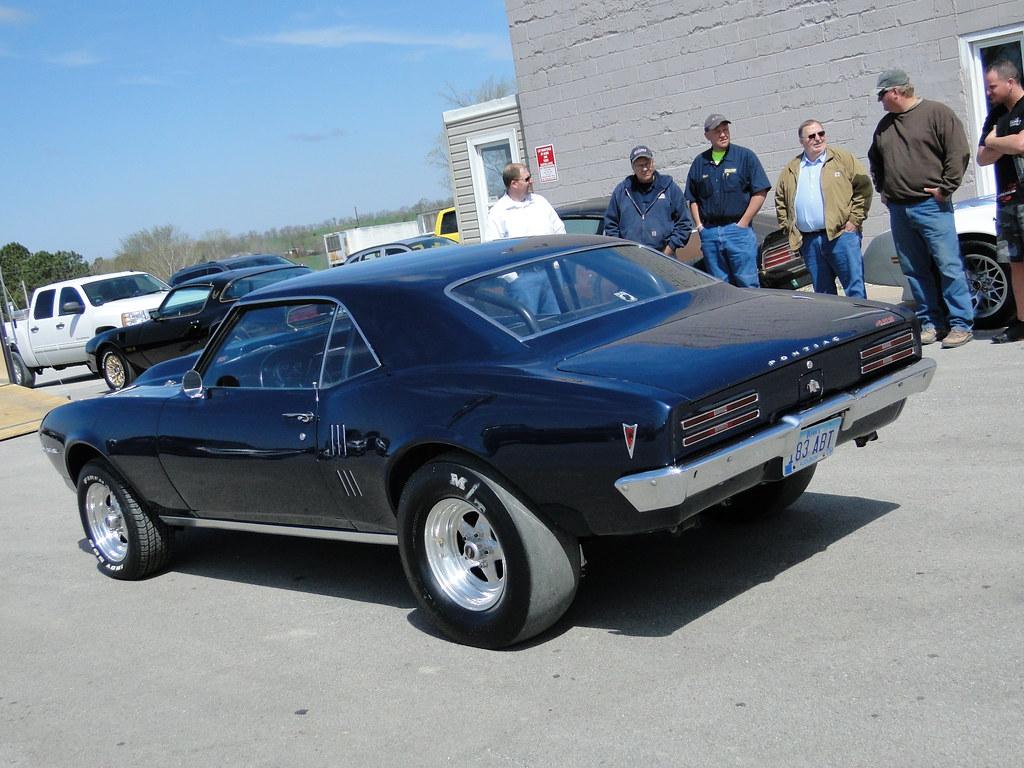 68 Firebird Drag Car Restoration | 1968 Pontiac Firebird Dra… | Flickr