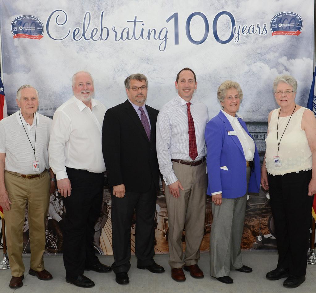 Iowa DOT 100th Anniversary Celebration