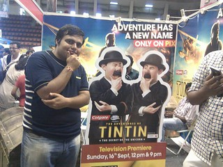 Bangalore Comic Con 2012 | by Viral Sachde