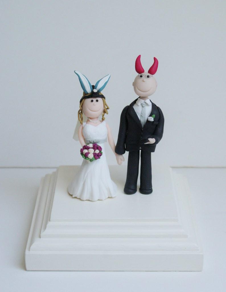 Hochzeitstortenfigur Sony Dsc Susses Atelier Flickr