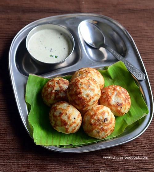 Guliyappa recipe paddu recipe karnataka recipes paniyaram guliyappa recipe forumfinder Gallery