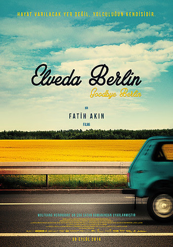 Elveda Berlin - Goodbye Berlin (2016)