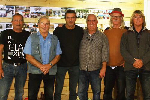 01/10/2016 - Plougasnou : Concours de boules plombées en triplettes mêlées