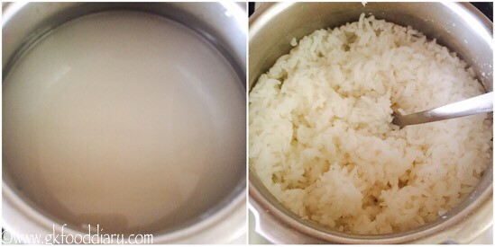 Curd Rice Recipe for Babies, Toddlers and Kids - step 1