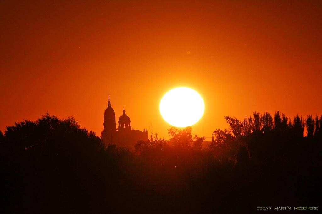 Puesta de Sol veraniega