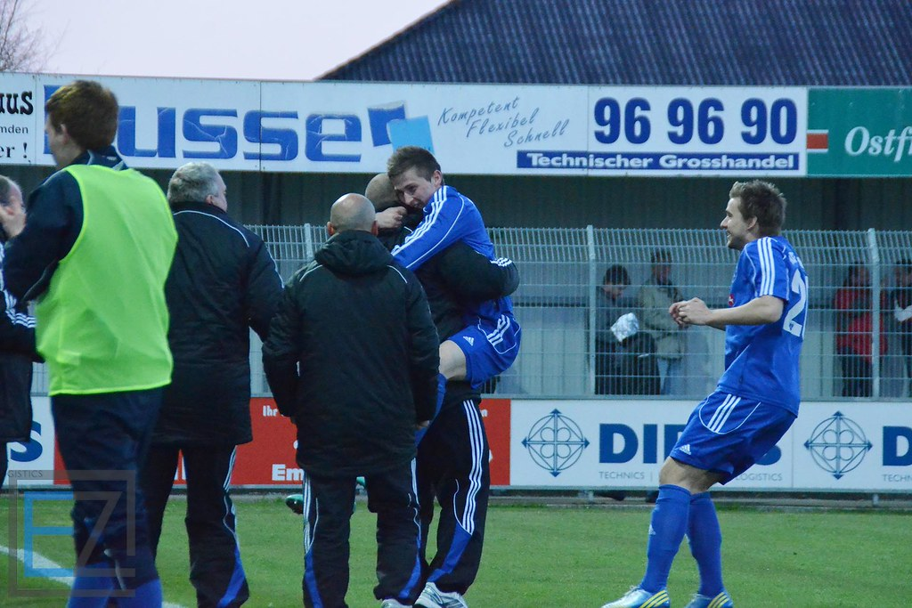 Kickers Emden Sc Spelle Venhaus 2 1 Fussball Landeslig
