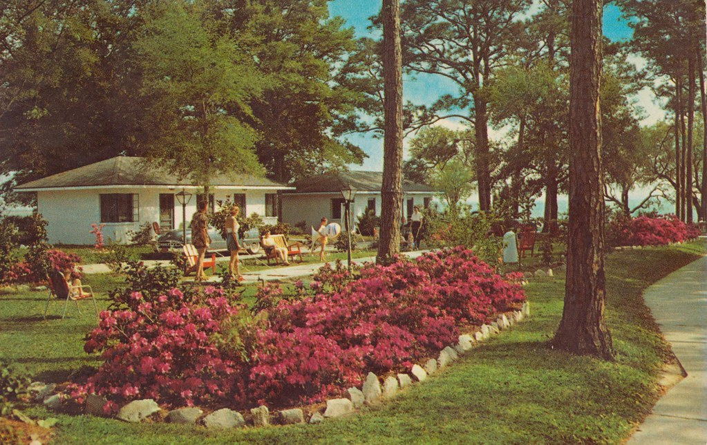 Sea Gull Motel - Biloxi, Mississippi