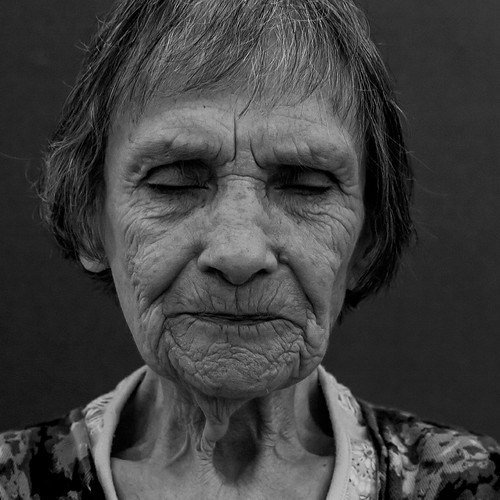 26 by 26 Challenge 05 Doll is ninety years old and blind yet her spirit is indomitable. | by Julia M Cameron