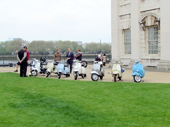 Scooters at ORNC by MrGreenwich