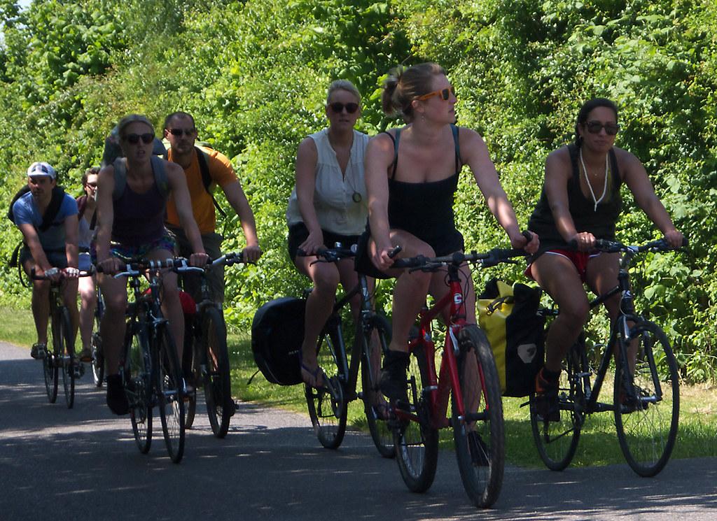 Cycling On The Bristol And Bath Railway Path 06   Sam Saunders ...