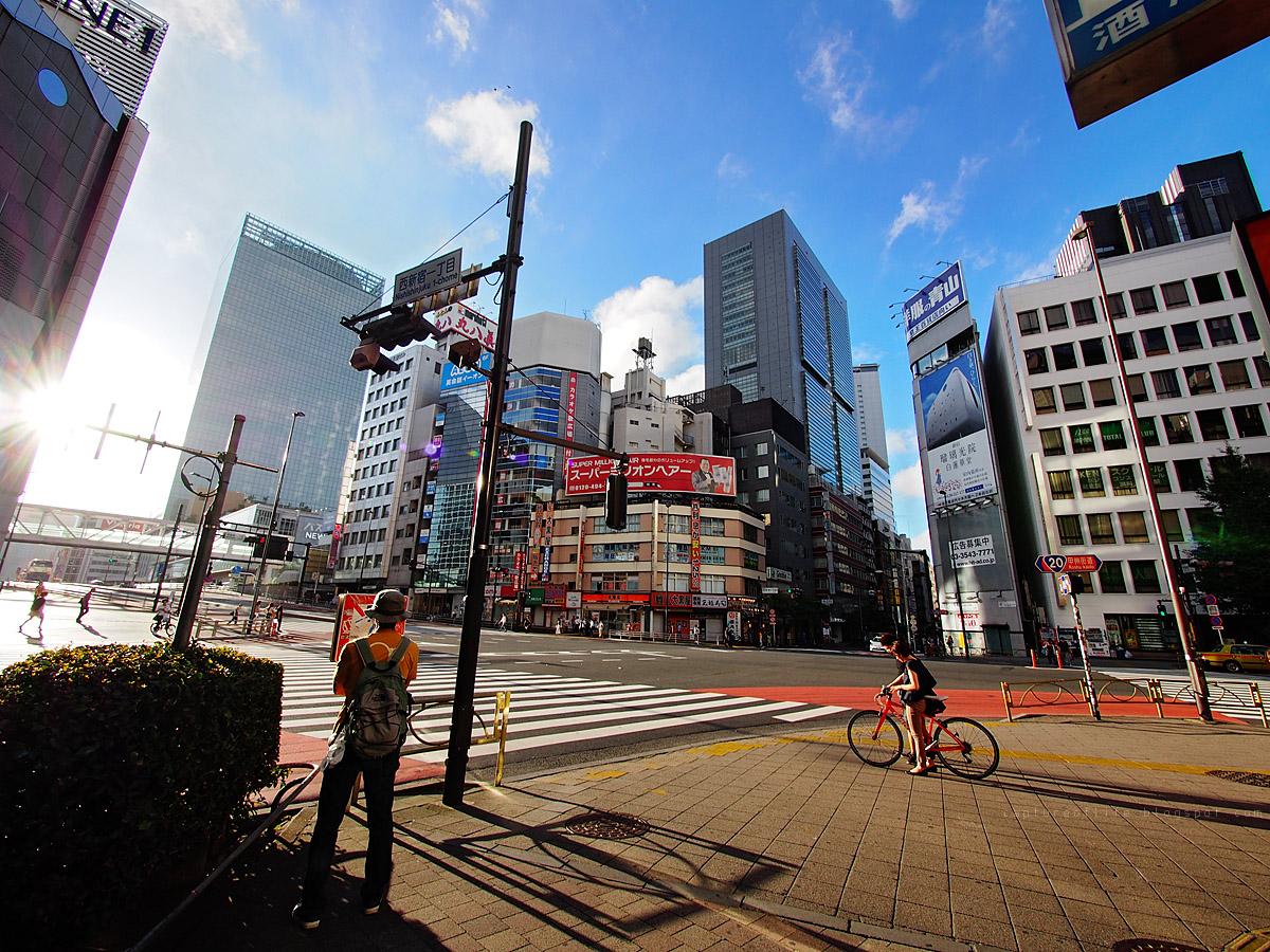 Shinjuku in very morning