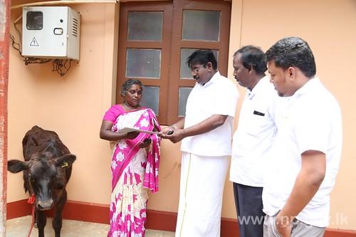 Inputs Distribution Ceremony under PSDG 2016 in Vavuniya District