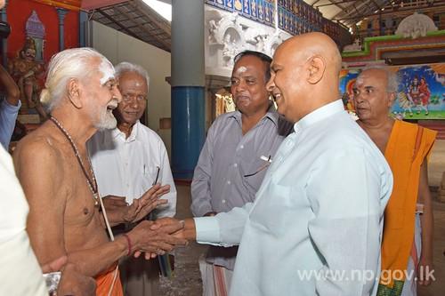 Visit to Naguleswaram Temple
