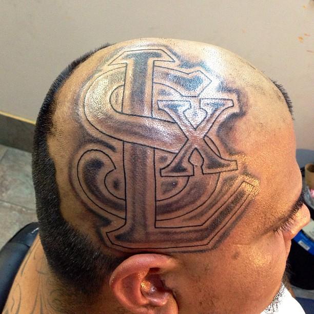 Q Battery 514 head #tattoo #Soxlos #...