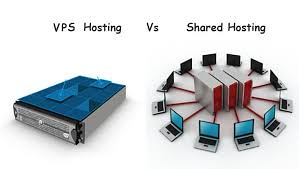 traditional Shared Hosting And VPS Hosting