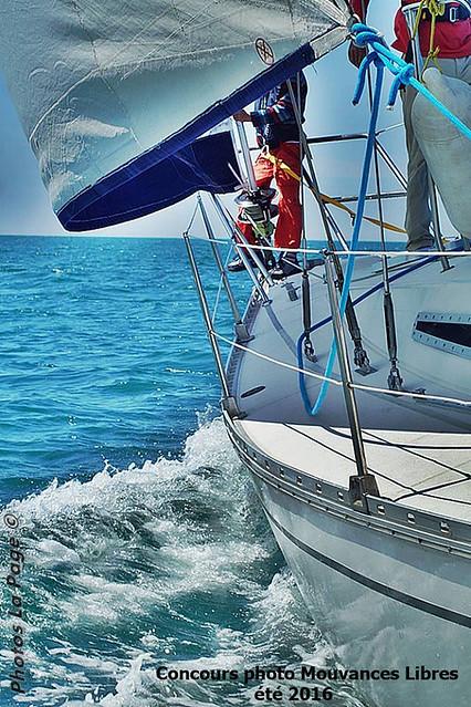 La mer est un espace de rigueur et de liberté copie