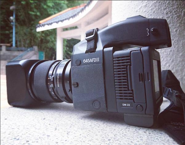 Hasselblad F 110mm f2 2200萬像素表現