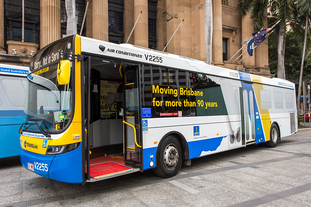 Brisbane bus driver assaulted by drunks