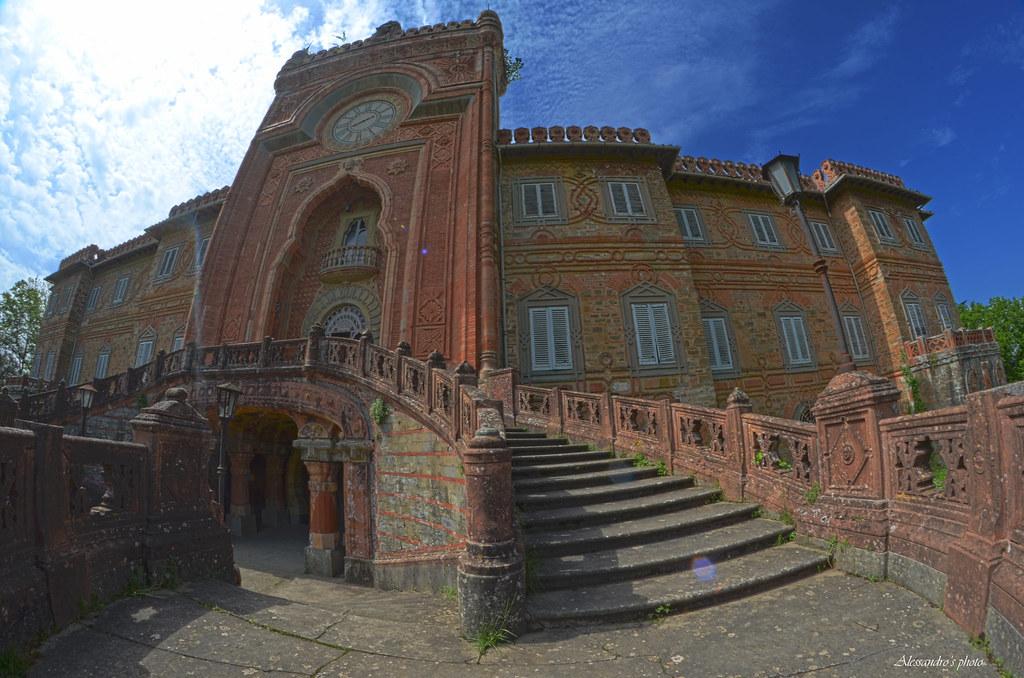 Castello di sammezzano arabesco di casa nostra flickr for Castello come piani di casa