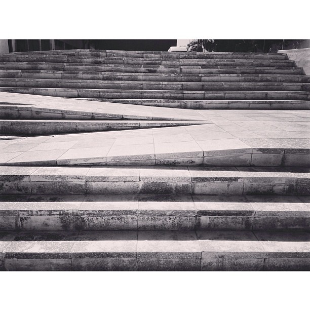 ... Stairs And Integrated Ramp #stairs #ramp #escada #rampa #rio #rj