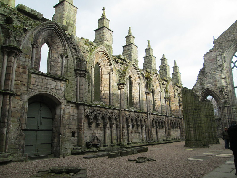 Holyroodhouse Abbey 3