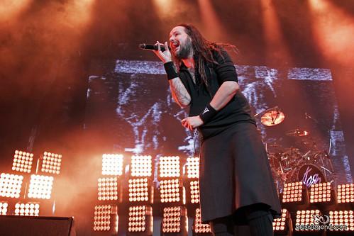 Korn vocalist Jonathan Davis