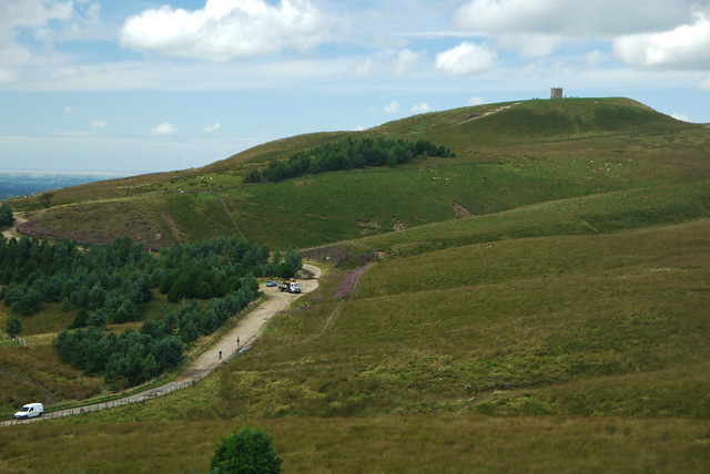 Towards Rivington Pike