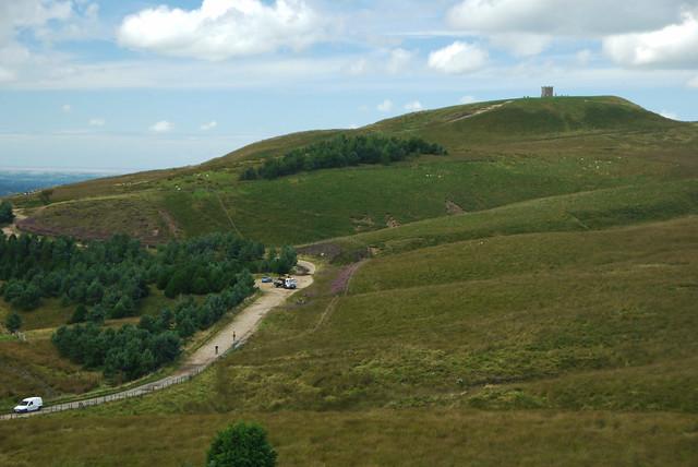 Towards Rivington Pike