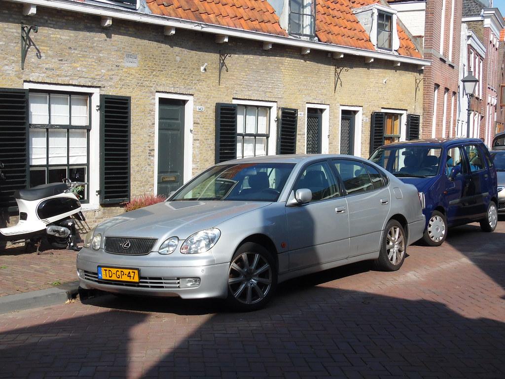 Lexus GS 300 V6 (10-04-1998) | Rotterdam Overschie | Henri ...