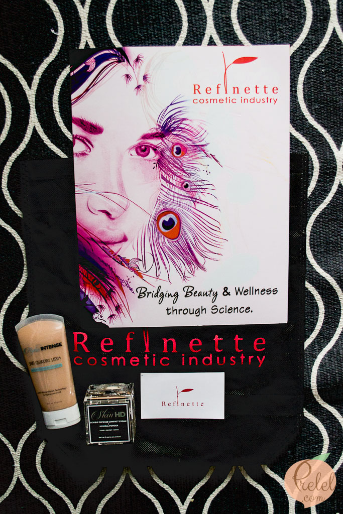 Refinette Cosmetic Industry: Bridging Beauty through Science (Product Review)