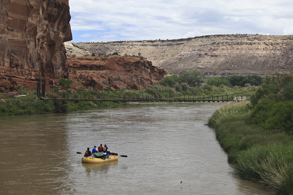 River Trips for Beginners: Lower Gunnison River, Colorado
