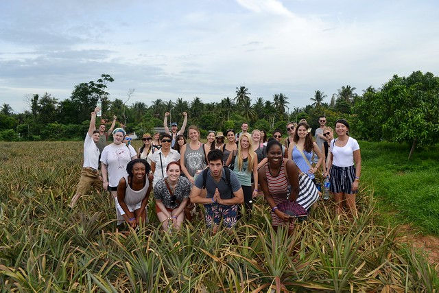 Cultural Immersion July 2016