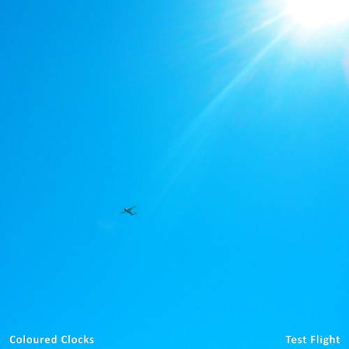 Coloured Clocks - Test Flight