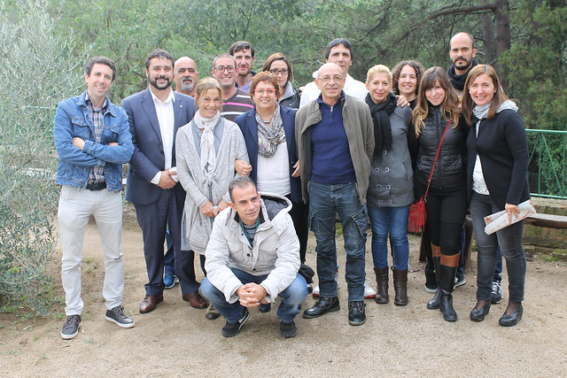 13/10/2016 Visita consellera Dolors Bassa
