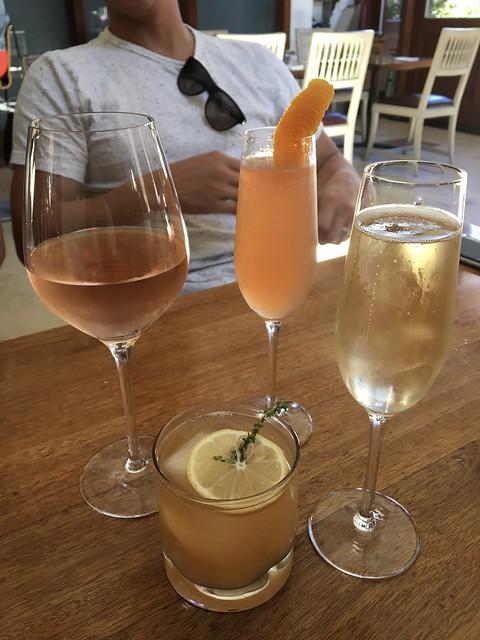 Wine and cocktails - Barndiva
