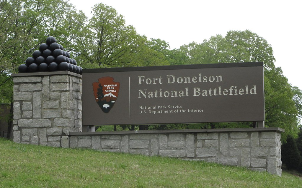 Fort Donelson National Battlefield, Stewart County (Tenn.), 24 April 2013