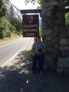 First Visit to Yosemite! =) | by Pamela Rouse