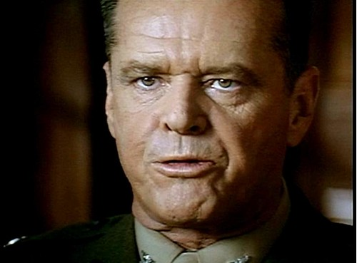 Jack Nicholson, ''A Few Good Men'' 1992